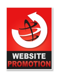 Website Promotion Logo - Small