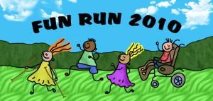 Prosperity Place Fun Run Event Logo