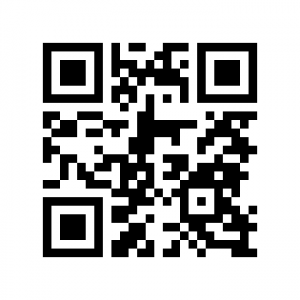 QR Code for URL of Pete's Blog Page
