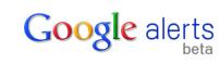 Google Alerts (beta)