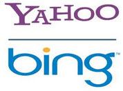 yahoo-bing logos
